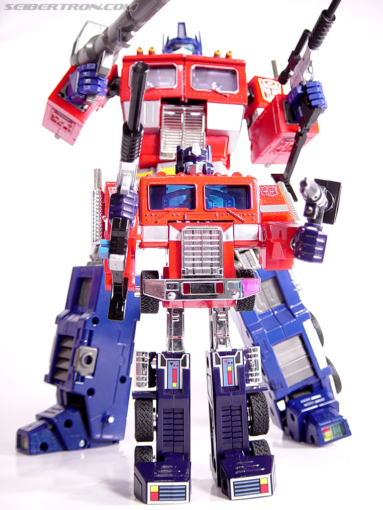 Transformers G1 1984 Optimus Prime (Convoy)  (Reissue) (Image #82 of 83)