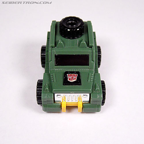 Transformers G1 1984 Brawn (Gong) (Image #1 of 32)