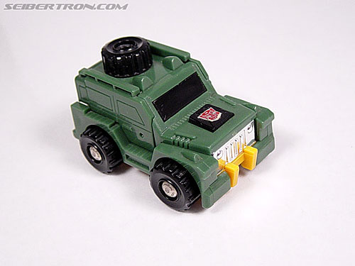 Transformers G1 1984 Brawn (Gong) (Image #2 of 32)