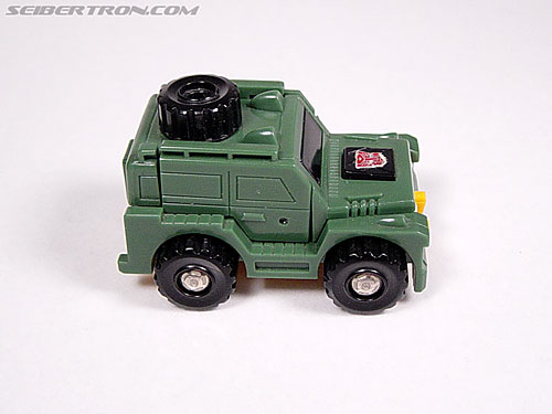 Transformers G1 1984 Brawn (Gong) (Image #3 of 32)