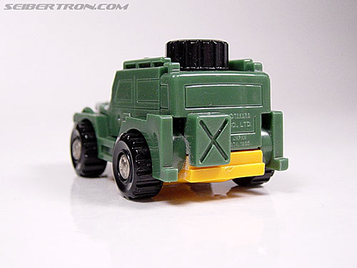 Transformers G1 1984 Brawn (Gong) (Image #6 of 32)