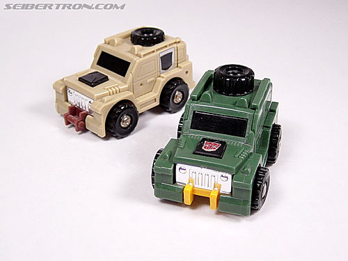 Transformers G1 1984 Brawn (Gong) (Image #14 of 32)