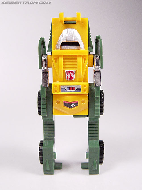 Transformers G1 1984 Brawn (Gong) (Image #15 of 32)
