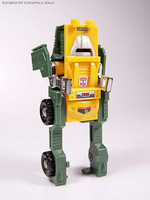 Transformers G1 1984 Brawn (Gong) (Image #18 of 32)