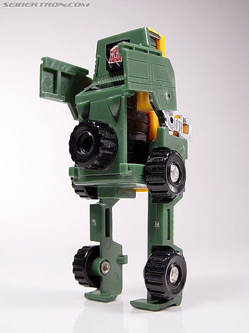 Transformers G1 1984 Brawn (Gong) (Image #21 of 32)