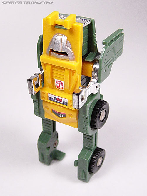 Transformers G1 1984 Brawn (Gong) (Image #25 of 32)