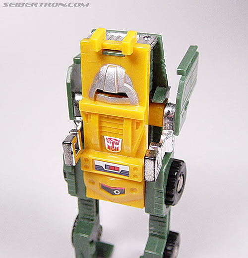 Transformers G1 1984 Brawn (Gong) (Image #28 of 32)