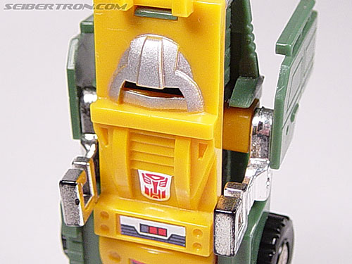 Transformers G1 1984 Brawn (Gong) (Image #29 of 32)