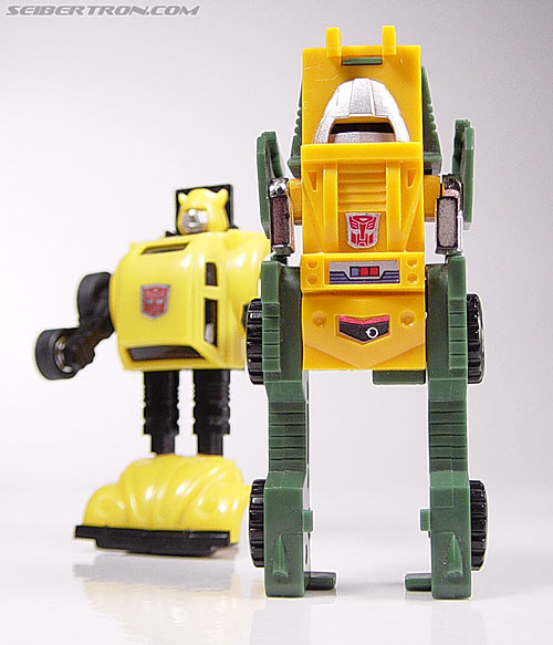 Transformers G1 1984 Brawn (Gong) (Image #30 of 32)
