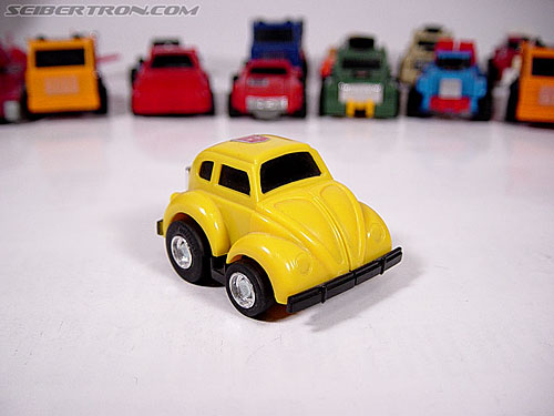 Transformers G1 1984 Bumblebee (Bumble) (Image #1 of 67)