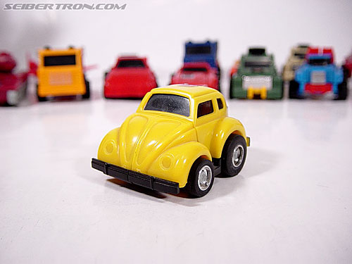 Transformers G1 1984 Bumblebee (Bumble) (Image #2 of 67)