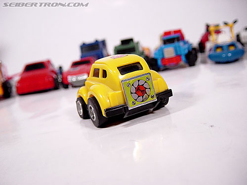 Transformers G1 1984 Bumblebee (Bumble) (Image #4 of 67)