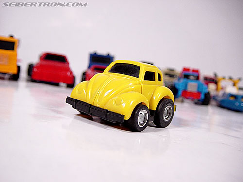 Transformers G1 1984 Bumblebee (Bumble) (Image #6 of 67)
