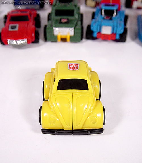 Transformers G1 1984 Bumblebee (Bumble) (Image #8 of 67)