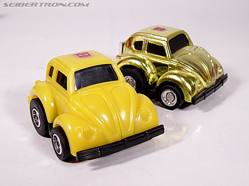 Transformers G1 1984 Bumblebee (Bumble) (Image #10 of 67)