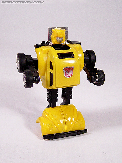 Transformers G1 1984 Bumblebee (Bumble) (Image #11 of 67)