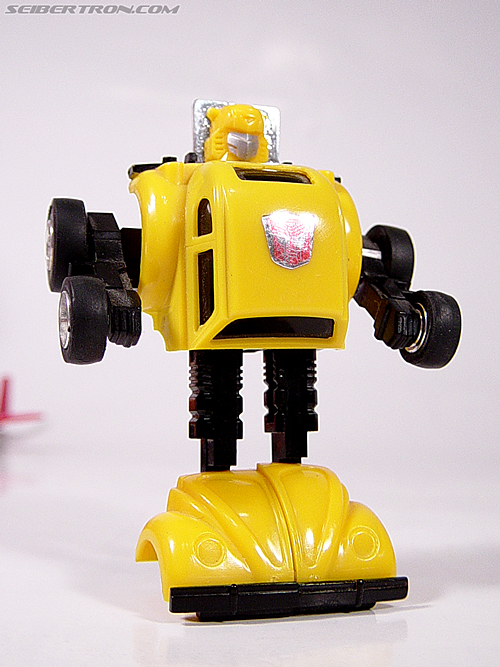Transformers G1 1984 Bumblebee (Bumble) (Image #12 of 67)