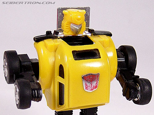 Transformers G1 1984 Bumblebee (Bumble) (Image #13 of 67)