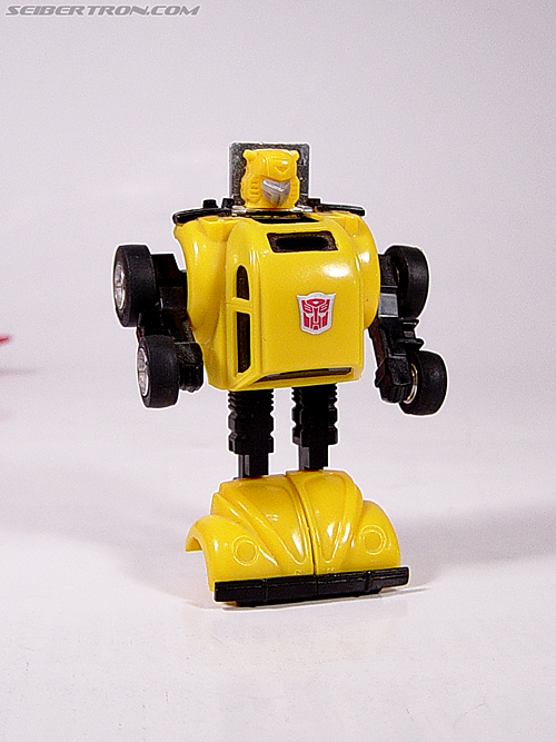 Transformers G1 1984 Bumblebee (Bumble) (Image #14 of 67)