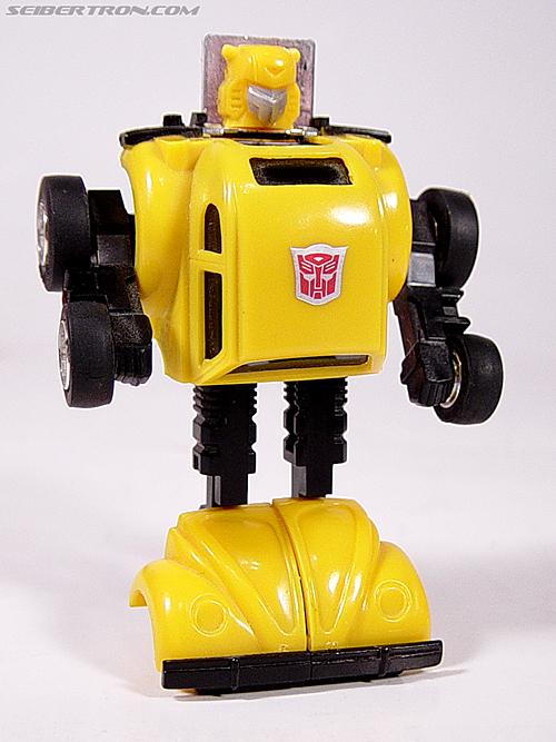 Transformers G1 1984 Bumblebee (Bumble) (Image #15 of 67)