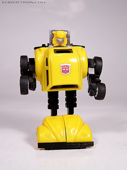 Transformers G1 1984 Bumblebee (Bumble) (Image #16 of 67)