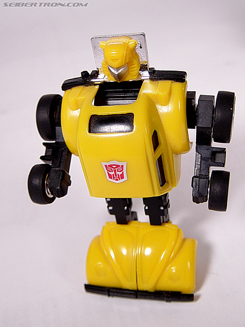 Transformers G1 1984 Bumblebee (Bumble) (Image #17 of 67)
