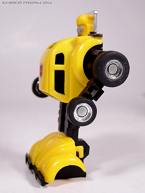 Transformers G1 1984 Bumblebee (Bumble) (Image #18 of 67)
