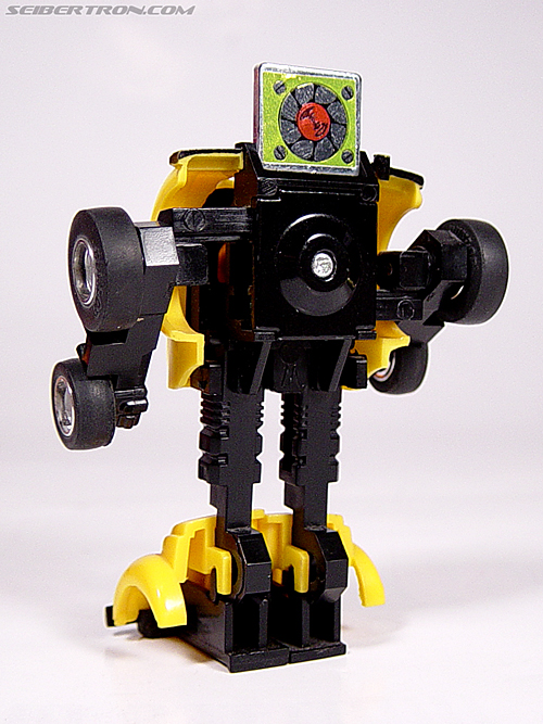 Transformers G1 1984 Bumblebee (Bumble) (Image #19 of 67)
