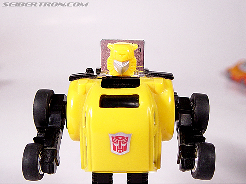 Transformers G1 1984 Bumblebee (Bumble) (Image #23 of 67)