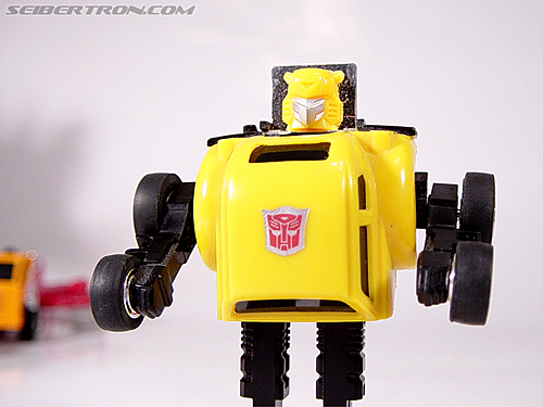 Transformers G1 1984 Bumblebee (Bumble) (Image #25 of 67)