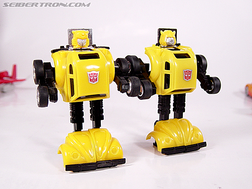 Transformers G1 1984 Bumblebee (Bumble) (Image #27 of 67)