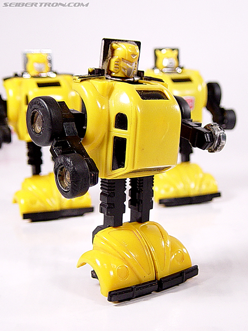 Transformers G1 1984 Bumblebee (Bumble) (Image #29 of 67)