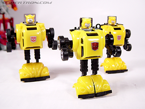 Transformers G1 1984 Bumblebee (Bumble) (Image #30 of 67)
