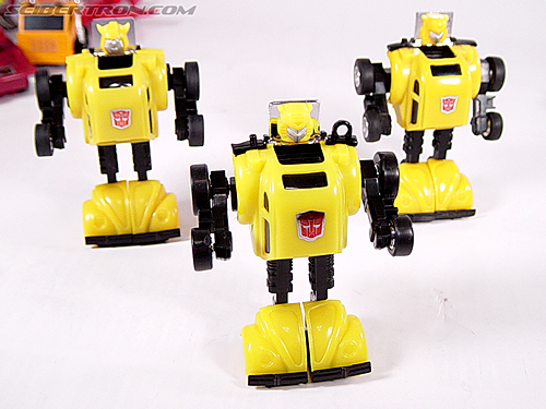 Transformers G1 1984 Bumblebee (Bumble) (Image #31 of 67)