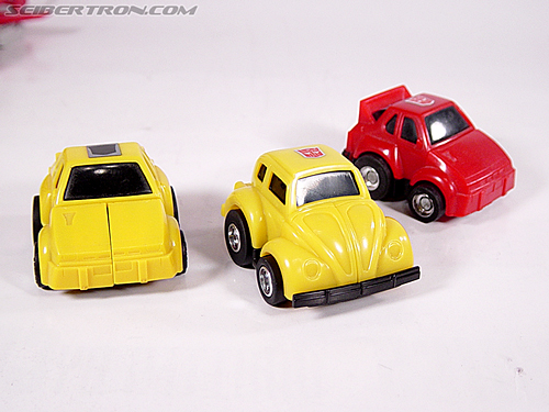 Transformers G1 1984 Bumblebee (Bumble) (Image #32 of 67)