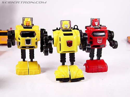 Transformers G1 1984 Bumblebee (Bumble) (Image #33 of 67)