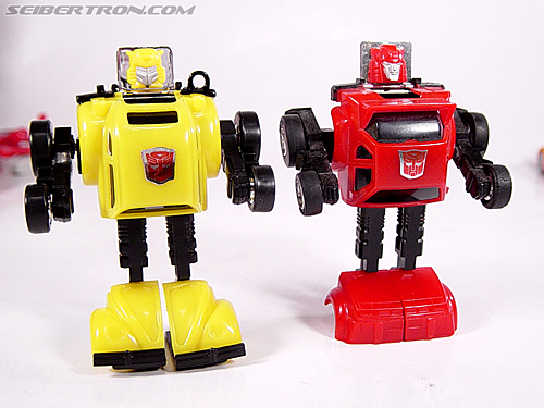 Transformers G1 1984 Bumblebee (Bumble) (Image #34 of 67)