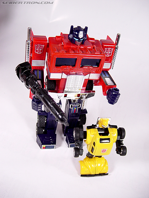 Transformers G1 1984 Bumblebee (Bumble) (Image #38 of 67)
