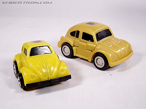 Transformers G1 1984 Bumblebee (Bumble) (Image #40 of 67)