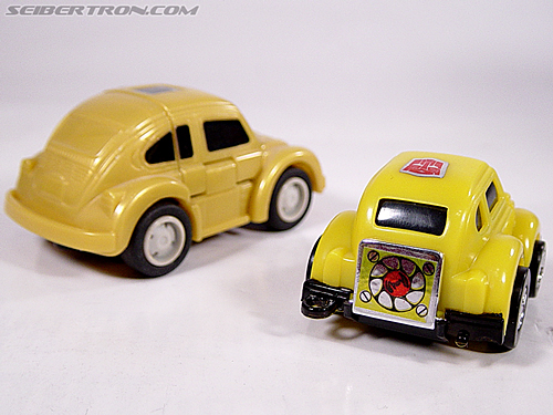 Transformers G1 1984 Bumblebee (Bumble) (Image #41 of 67)