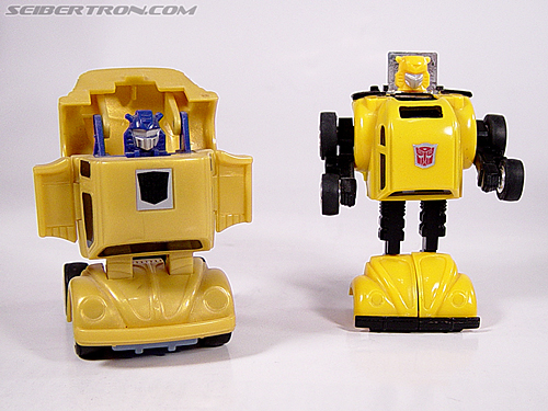 Transformers G1 1984 Bumblebee (Bumble) (Image #42 of 67)