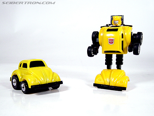 Transformers G1 1984 Bumblebee (Bumble) (Image #43 of 67)