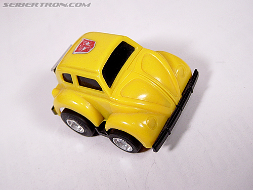 Transformers G1 1984 Bumblebee (Bumble)  (Reissue) (Image #1 of 24)