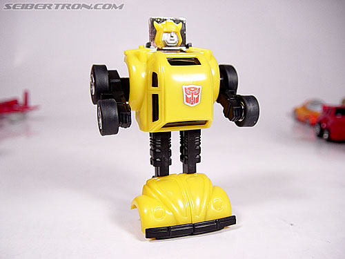 Transformers G1 1984 Bumblebee (Bumble) (Image #47 of 67)