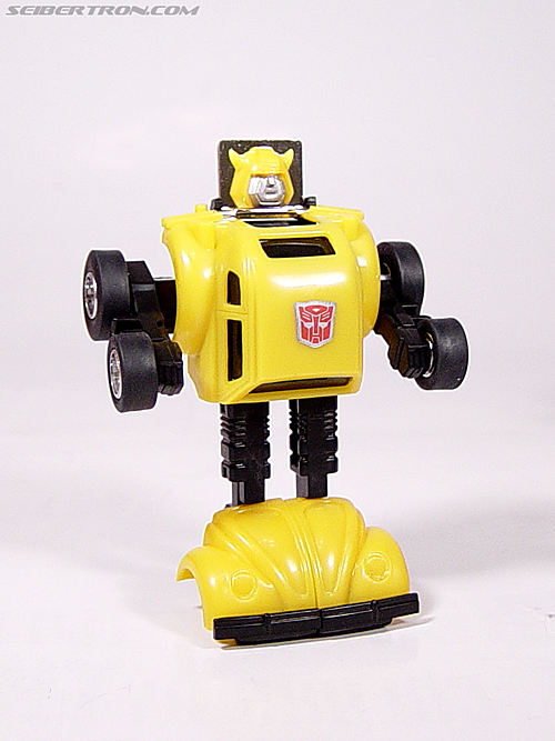 Transformers G1 1984 Bumblebee (Bumble) (Image #48 of 67)