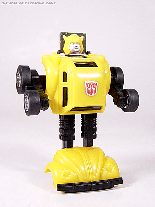 Transformers G1 1984 Bumblebee (Bumble) (Image #49 of 67)