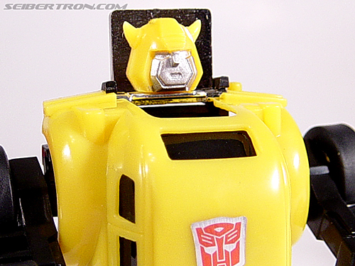 Transformers G1 1984 Bumblebee (Bumble)  (Reissue) (Image #8 of 24)