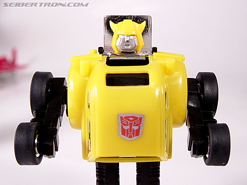 Transformers G1 1984 Bumblebee (Bumble)  (Reissue) (Image #9 of 24)