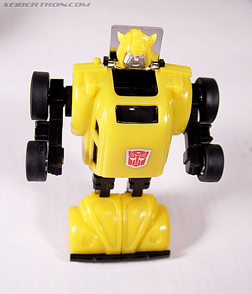 Transformers G1 1984 Bumblebee (Bumble)  (Reissue) (Image #11 of 24)
