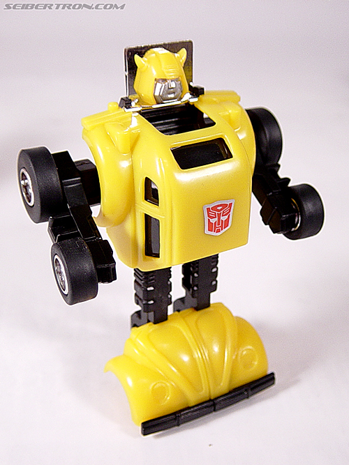 Transformers G1 1984 Bumblebee (Bumble)  (Reissue) (Image #13 of 24)